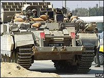 Israeli tank enters southern Gaza town of Khan Younis