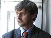 Dr Les Firbank, PA