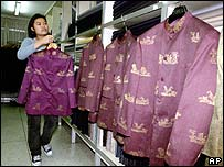 Silk shirts to be worn by Apec leaders at the summit