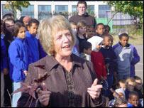 Headteacher Julie Bowman