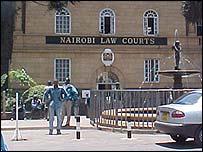 Nairobi law courts