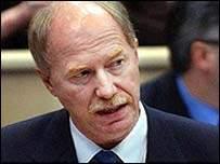 Health Minister Malcolm Chisholm