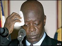 President Moses Blah