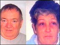 Terence and Beryl Newton