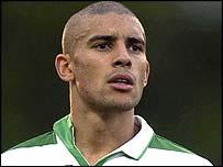 Shamrock Rovers defender Richie Byrne
