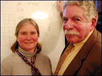 Ellen and Bob Kaplan