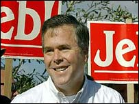 Jeb Bush, Governor of Florida