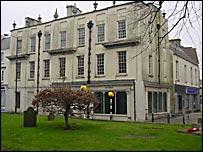 Llanelly House, Llanelli