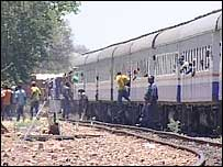 The train to Zimbabwe