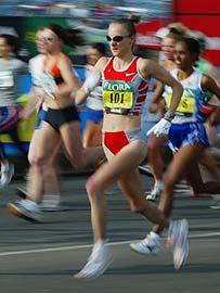 Paula Radcliffe revelas her blueprint for long distance running success
