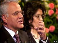 Former Bolivian President Gonzalo Sanchez de Lozada