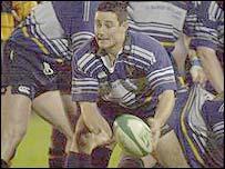 Leinster's Brian O'Meara