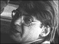 Serial killer Dennis Nilsen in 1983