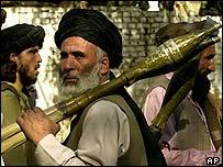 Taleban soldiers