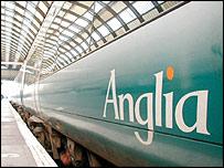 Anglia train