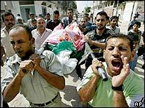 Rafah refugee camp