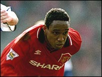 Paul Ince at Man Utd in the mid-1990s