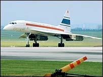 Concorde prototype
