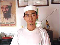 Saleh Mahmud Nasution, Islamic Defenders Front