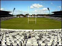 Gosford's Central Coast stadium