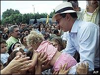 Álvaro Uribe en Cúcuta