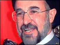 President Mohammed Khatami