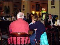 Pub customers