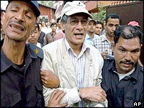 Sobhraj in custody