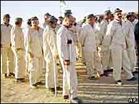 Moroccan prisoners released in 2000
