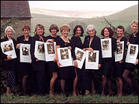 Women's Institute Calendar Girls