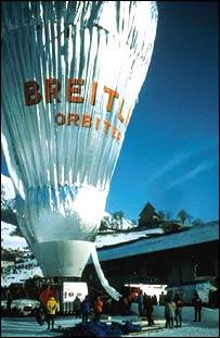 Breitling Orbiter, BBC