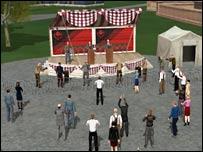 Screenshot from Republic