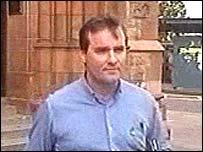 Sinn Fein councillor Gerry O'Hara