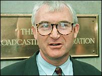 John Birt, former Director General of the BBC