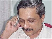 Goan chief minister