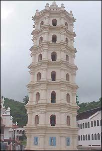Goan temple