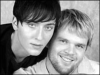 Михаил Морозов и Денис Гоголев