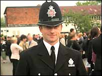 Mark Daly, who posed as a police recruit for the programme