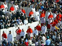 Consistory on St Peter's Square