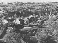 Silent Village - Copyright - The National Screen and Sound Archive of Wales