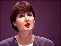 Harriet Harman MP