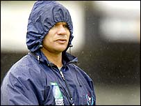 Samoa assistant coach Michael Jones