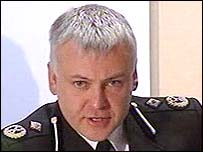 Clive Wolfendale, deputy chief constable of North Wales Police