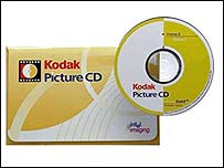 Kodak website image