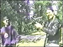 Still from video film