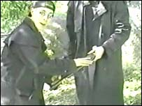 Still from video film