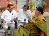 BJP candidates