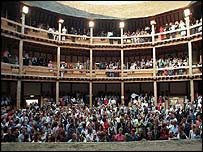 Globe theatre