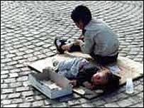 مجموعة صور /أطفال مشردين أم اطفال شوارع  _39483621______cairo_203_2_body