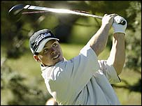Paul Casey shot an eight under par 63